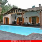 Villa T7 avec piscine au golf