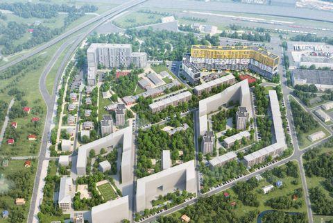 Новый жилой комплекс в Красногвардейском районе, который соединяет динамику исторического центра и экологическую чистоту загородной недвижимости.