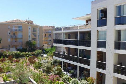 Port Fréjus: Belle résidence