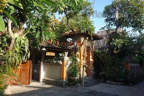Marguerite's Oasis, Sanur, Bali That is the real place for rest and relaxation! The location, the fairy-tale garden full of picture-perfect details, lush foliage, fragrant flowers, typical Balinese temples and various outdoor spaces contribute to thi...