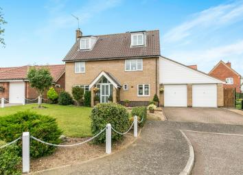 SUMMARY This stunning FIVE BEDROOM DETACHED house is in excellent decorative order and located in the highly sought after location of Rushmere St Andrew. The property boasts a loft extension, CONSERVATORY, cloakroom & TWO EN-SUITES, DOUBLE GARAGE & o...