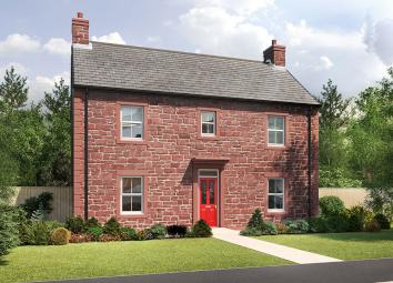 The Harrow Plot 65 - 4 bedroom detached house with single detached garage, available for £289,950. This fantastic four bedroom detached house with single-detached garage provides a downstairs WC, an open plan kitchen/dining room, useful utility room ...