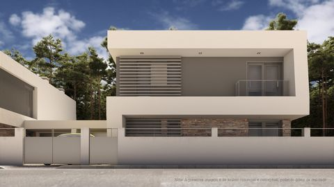 Total surface area of ​​the plot: Approx. 335 m2. Gross floor area: Approx. 160 m2 + (outside construction). Construction year: (expected completion of works beginning 2018). Number of floors: 2. Access for the handicapped: Yes (only for the ground f...