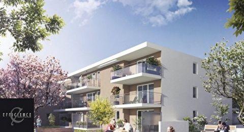 A vendre appartement T3 dans programme neuf Toulon 83000 éligible loi PINEL Grâce à son architecture contemporaine et son cadre intimiste, cette résidence saura vous séduire. Située dans le secteur ouest de Toulon, la résidence est très bien desservi...