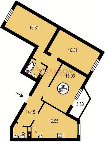 Апартаменты в саратов, Saratov / Саратов  (Saratov Oblast / Саратовская область) A Продажа
