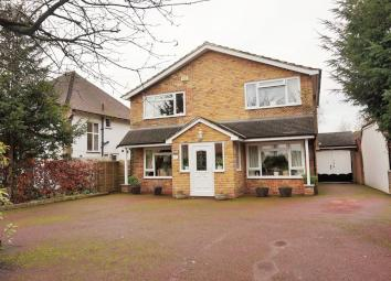 Being particularly well cared for is this detached four bedroom house located in a popular road of similar homes. Set back from the road, the accommodation comprises, an entrance porch leading to a welcoming entrance hall with a delightful parquet fl...