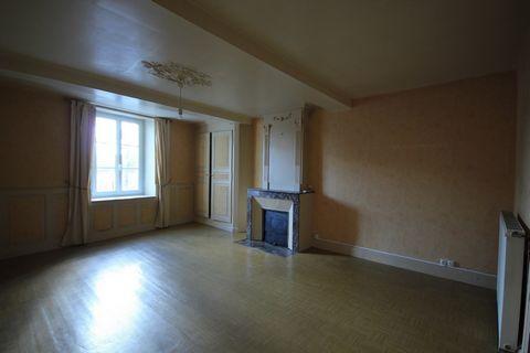 Maison individuelle 150 m2, 3 pièces, 2 chambres sur terrain de 470 m2, secteur Ligny-en -Barrois