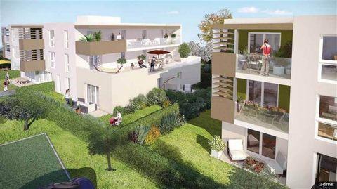A louer à Besançon dans le quartier de Montrapon, nous vous proposons cet appartement 2 pièces avec balcon. Situé dans la résidence les Terrasses d'Hugo construite en 2017, l'appartement bénéfécie de prestations dernière génération résidence à l'accè...