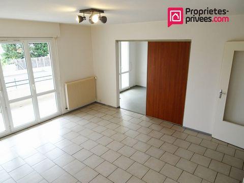 Appartement de 85m² HAUT PASTEUR à 91.500€ FAI Comprenant un beau séjour lumineux, une cuisine avec son arrière cuisine, 2 chambres, 1 salle de bain, 1 toilette, un beau balcon (vue sur jardin), 1 cave, 1 place de parking, 1 Box. TRAVAUX A PREVOIR Pr...