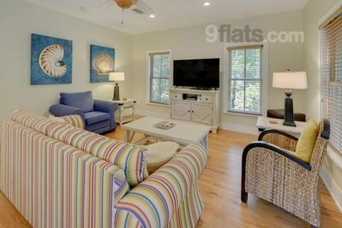 Magnolia Cottages By The Sea-189 Patina 3 bedrooms 3 baths / Sleeps 8 Magnolia By The Sea -An upscale cottage community located just 5 miles East of Seaside. Magnolia By The Sea has quickly become one of the most desired beach destinations on 30A. Th...