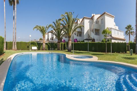 2 (+1) persons are welcome in this small apartment in Les Marines (Denia), just 100 meters from the beach. The apartment is part of a residential complex with a beautiful communal garden. Start the day with a dip in the 14 x 8 m community pool. It ha...