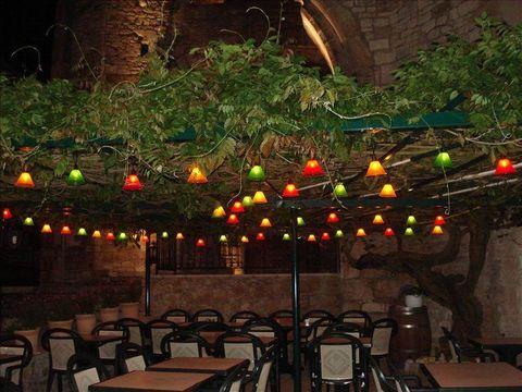 Fond de commerce restaurant, bar, emplacement n° 1, 3 salles et terrasse, cuisine professionnelle aux normes, ouvert à l'année. Belle affaire.