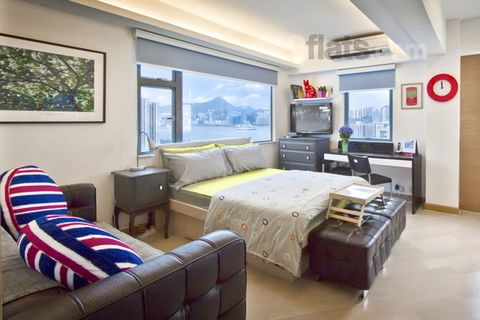 What you see in this condo is what you are going to get. Unlike most hotels, which give you a perfect room and eventually turns out to be a room without a view, this is my Seaview Studio Apt in Saiwanho MTR. THE CONDO. This is a ENTIRE HOME/APT, not ...
