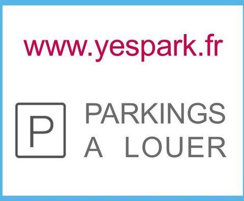 Le parking est situé sur un seul niveau. Il est entièrement neuf et très bien configuré. La résidence est sécurisée. Photos du parking disponibles sur le site internet de Yespark. Location mensuelle très souple : pas d'engagement, pas de caution. Pou...