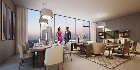 Boulevard Heights celebrates a stylish live, work and thrive residential choice in Downtown Dubai, described as 'The Centre of Now.' Modelled on New York and Chicago skyscrapers, the 50-storey state-of-the art tower is strategically located on Mohamm...