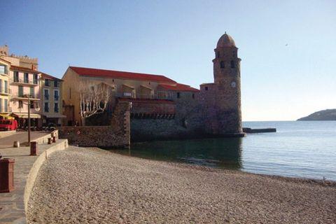 Cet appartement spacieux est situé à Collioure, l'une des plus belles stations balnéaires du sud de la France. Il est lumineux et aéré et se trouve à seulement 100m de la plage. Vous pourrez profiter de Collioure, une charmante station nichée dans un...