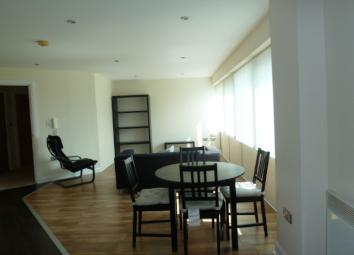Stylish two bed apartment. Large open plan living/kitchen area. Modern kitchen with fridge/freezer, washing machine and dishwasher! TWO DOUBLE BEDROOMS, ONE EN SUITE, WARDROBES AND DRAWERS. Sleek bathroom with shower over bath. Double glazed. Electri...