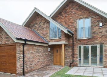 SUMMARY Situated in an unrivaled peaceful position in this quiet country lane with a stunning garden adjoining open farmland, with far reaching views yet within a short drive of Maidenhead town centre is this outstanding four bedroom detached newly b...