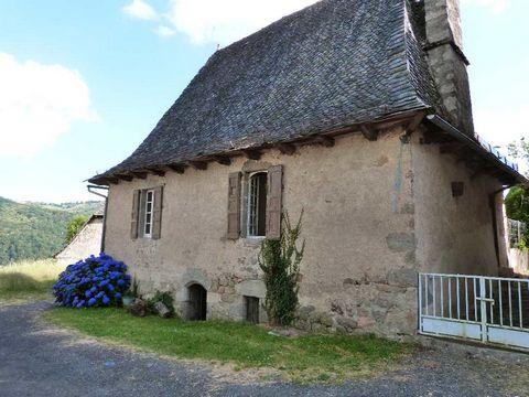 Achat-Vente-Maison-Auvergne-CANTAL-Senezergues