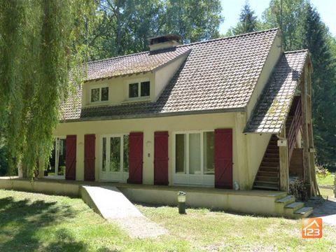 Maison - 135m2 - Milly-la-Forêt