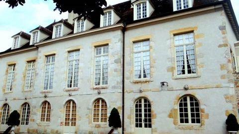 MONTLUCON, unique en centre ville , Hotel particulier 21 pièces de 793 m² - qui a été soigneusement rénové avec conservation de l'esprit d'origine . Un peu d'histoire , ce bâtiment à conservé l'appellation de château , à savoir Nicolas FOUQUET surint...