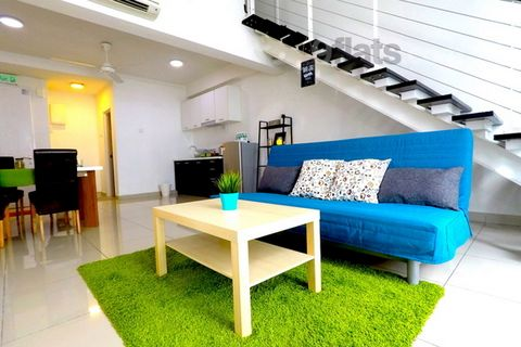 MyStayOver team bringing you a new suite for your comfort stay at a specially selected location for your convenience. We located at a strategic location make your traveling easier. Easy access to local food, shopping malls and public transport. Livin...