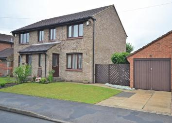 A fantastic opportunity to purchase this three bedroom semi detached house benefiting from a large conservatory, modern fitted kitchen breakfast room and a superb house bathroom/w.c. Off road parking, garage, large rear garden, UPVC double glazing, s...