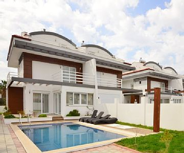 Tala villa 6; Located in Calis Beach, Pictures brand new 3 Bedroom Villa with Private Pool, Private Landscaped Garden and auto park with a beautiful mountain view. Rates: nightly-weekend - from 75.61 to 75.61 USD