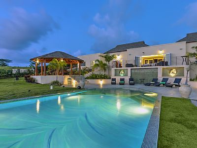 """Situated on the famed """"Platinum Coast"""" of Barbados' western shores, the Barbados luxury spa property La Maison Michelle ushers in a new era of elegance in villa vacation leisure."""