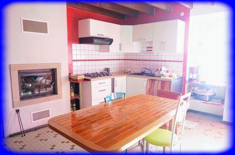 44410 ASSERAC - Maison en pierres rénovée A VENDRE - Proche Mer - Idéale pour les Vacances ou 1er investissement - 2 chambres - LOIRE -ATLANTIQUE