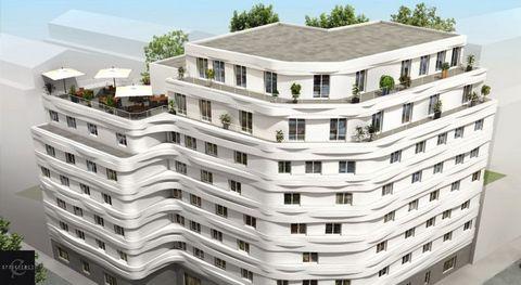 A vendre chambre de 31m2 dans programme neuf à Paris XVè 75015, LMNP EHPAD, Censi Bouvard. Au sein du XVème arrondissement offrant un environnement résidentiel prisé, et à proximité de la ligne 13 du métro et à 10 minutes du Centre Hospitalier Sainte...