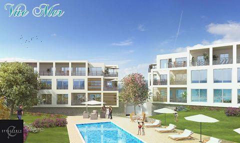 A vendre appartement T4 dans programme neuf éligible loi Pinel, 20128 Albitrecia. Dans la station balnéaire très prisée de Porticcio, à deux pas des plus belles plages de la Rive Sud, ce programme neuf vous offre une vue imprenable sur le Golfe d'Aja...