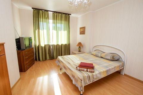 Просторная однокомнатная квартира в непосредственной близости от аэропорта Сыктывкара. #1616482#