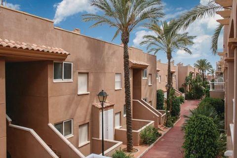 Bel appartement à proximité de la mer comprenant deux chambres et une grande terrasse. Le lieu est idéal pour découvrir quelques des plus beaux sites de l'Andalousie et pour profiter du soleil.