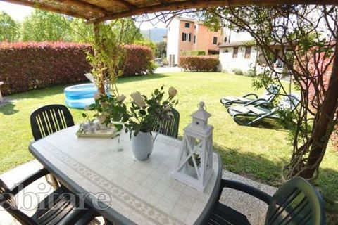 This spacious, bright and cosy apartment is located in the inner of an ancient mansion. The apartment dispose of an independent entrance. The garden is at the full disposal of the guests, equipped with a table, chairs, barbeque, deckchairs and a padd...