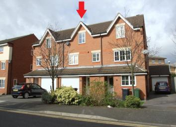 OPEN HOUSE EVENT: SAT 4TH OF NOVEMBER 2:30 Pm TO 3:30PM BY APPOINTMENT FOR AN INVESTMENT PURCHASE; with a history of STUDENT LETTING, accredited by Loughborough University. Located in this popular development close to town. Receiving an income of £16...