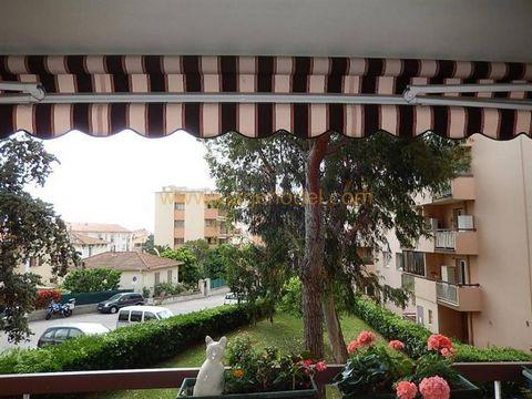 appartement 4 pièces Viager occupé Roquebrune-Cap-Martin (06190) Quartier : Cap Martin