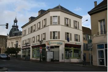 DREUX Centre ville, Local activité 5 Room (s) 95 m²