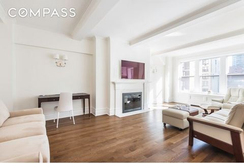 JUST REDUCED $80,000. Impeccable Prewar Renovation. No expense was spared in the total renovation of this spacious one bedroom prewar cooperative. With all the desirable prewar details remaining, the spacious layout has been upgraded for modern livin...