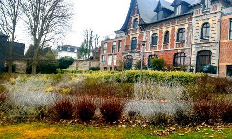 Located in Rouen.