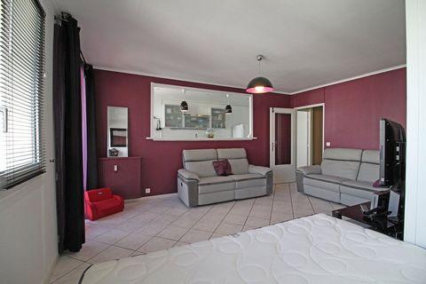NOGENT SUR OISE Granges, Flat 3 Room (s) 74 m², 4th Floor, 2 Bedrooms