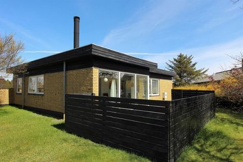Holiday home suitable for 4 persons . The holiday home is 111 m² and is build in 1975. In 2007 the holiday home was partial renovated. No pets allowed. Floor heating in all tiled floors. The holiday home has washing machine. Tumble dryer. Further mor...