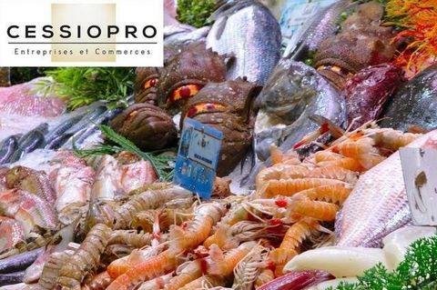 Pays grassois - A vendre poissonnerie bien située au coeur de la ville ?Proche de toutes les commodités - Pas de concurrents à moins de 4km - L' affaire a plus de 30 ans d'ancienneté - l'ensemble est très bien équipé - ouverte 4j /semaine - belle ren...