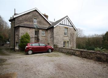 An extremely well designed converted 2 BEDROOM EACH WITH EN SUITES APARTMENT in this large stone substantially built former country residence in a lovely wooded and sheltered location. The property is approached by a front door off the rear elevation...