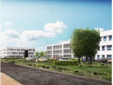 Type de biens Parcelle de terrain de 3 649 m² à vendre sur le parc d'activités tertiaires Ecopark de Banc Vert. Localisation et accès Localisation à Dunkerque, au coeur d'une zone internationale avec de multiples connections avec le Royaume-Uni, la B...