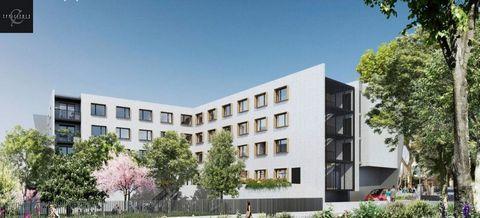 A vendre studio dans Programme neuf étudiant Montpellier 34000, Les Beaux-Arts, éligible LMNP classique et Bouvard.