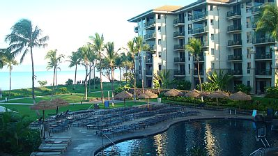 Paradise found! Sorry but our ocean front studio villas at the Ka'Anapali North are booked for 2017. We have an OCEAN FRONT 1 bedroom villa available for Presidents Week 2/18/17 - 2/25/17 at the premier Westin Kaanapali North Resort.