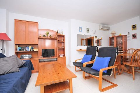 3 bedroom, 2 bathroom apartment for rent in Son Caliu Mallorca. The apartment has a constructed area of 100 sqm including terrace 8 sqm terrace area.The property is located in a popular area and is within easy walking distance to the beach, restauran...