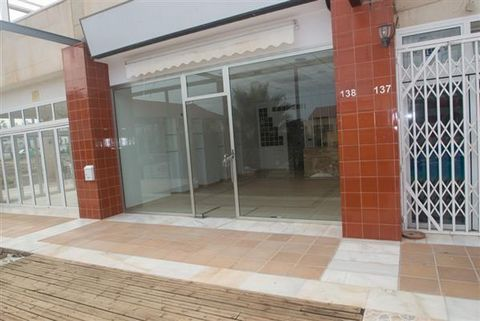 Ref: ID3561 Commercial Unit of 61m2 with 16 m2 terrace located on the second floor N. 138 in the busy Los Dolses commercial Centre, Villamartin, Costa Blanca. Totally reformed and it is ready to start up immediately. It can be used as an office or sh...