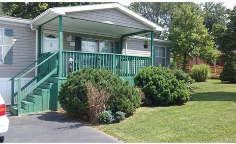 Welcome Home!!! 1998 Mobile Home. Nice Property.... Features 3 Beds & 2 Baths in Pheasant Ridge Community. Off street parking for 2 cars. Lot rent $589.00 per month includes cable tv, pool, fitness, trash, etc.